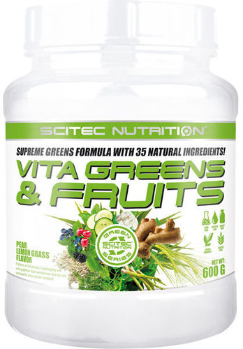 SN VITA GREENS & FRUITS 600g